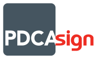 PDCAsign System to delegate authority