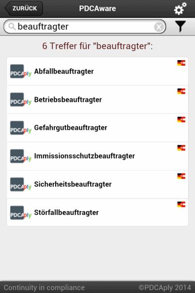 Beauftragter die in deutsche Gesetze definiertt sind.
